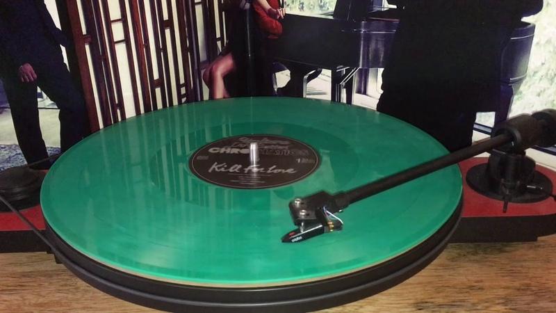 The Chromatics Kill for Love Vinyl Rip