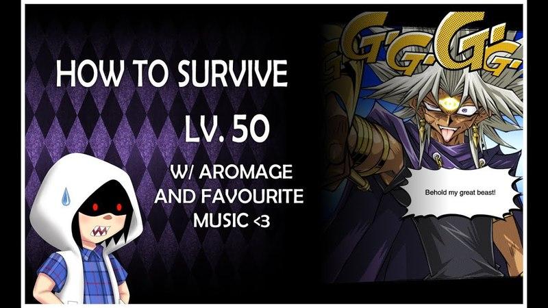 YGO Duel Links - VS Yami Marik Lv.50
