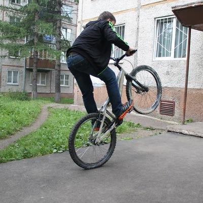 Андрей Юдинцев, 13 апреля 1997, Кемерово, id61015502