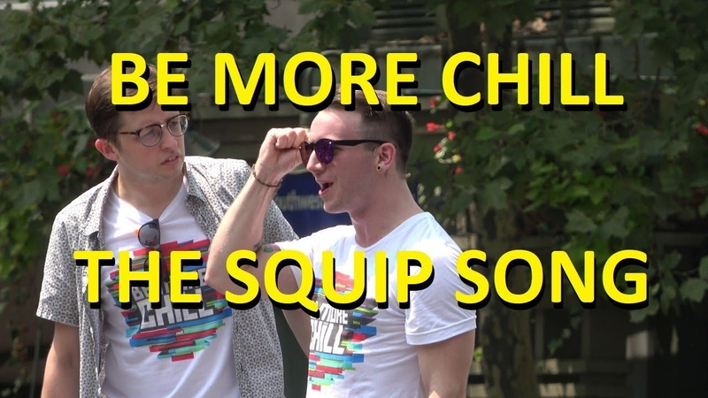 ⁴ᴷ Be More Chill 1 - The Squip Song - Full Broadway in Bryant Park 2018