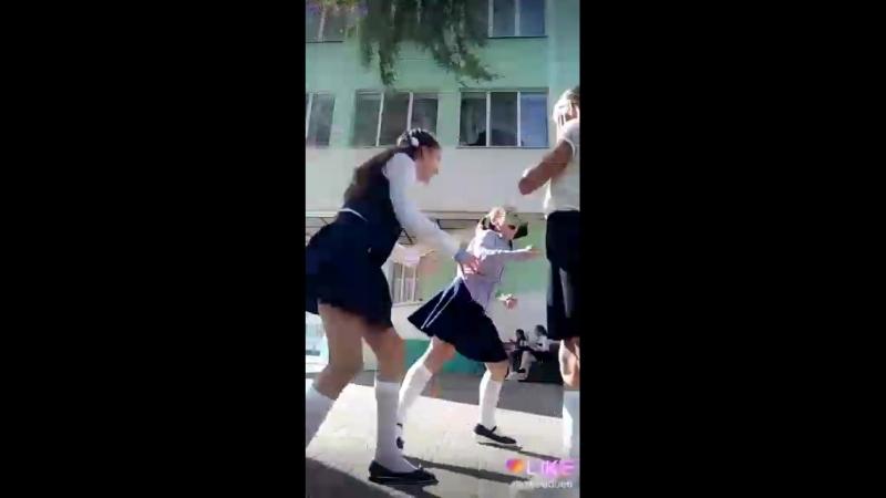 девчачий кураж
