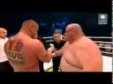 18 09 2010 Mariusz Pudzian  Pudzianowski vs Eric Esch  Butterbean fight KSW14