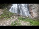 Гегский водопад Абхазия 2016