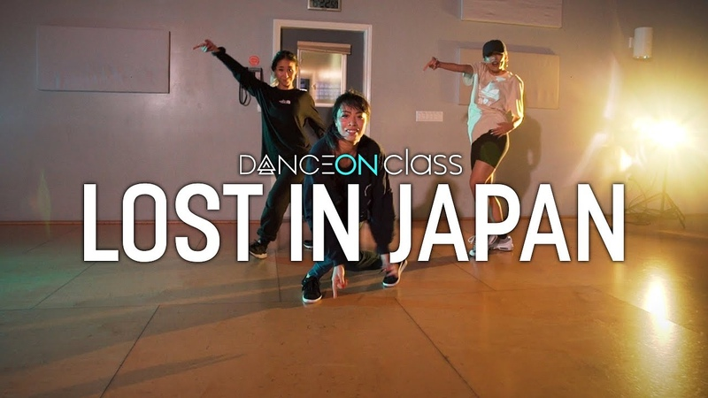 Shawn Mendes - Lost In Japan (Zedd Remix)   Coco Natsuko Choreography   DanceOn Class