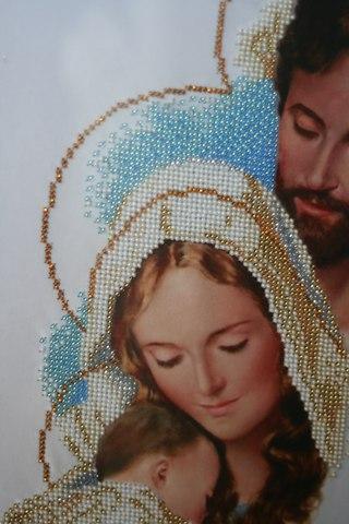 """Ікона """"свята Родина"""", виконана"""