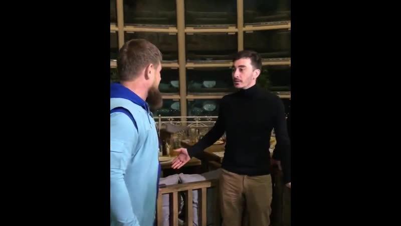 Рамзан Кадыров и Серго [Нетипичная Махачкала]