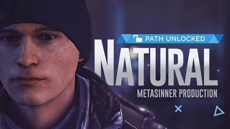 Natural | Detroit Become Human [cw NiceSinner]
