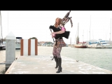 Shipping Up To Boston _⁄ Enter Sandman - Bagpipe Cover (Goddesses of Bagpipe)