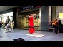 Street flamenco in Madrid / Уличное фламенко в Mадриде
