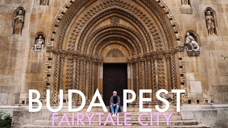 Budapest Hungary Fairytale City