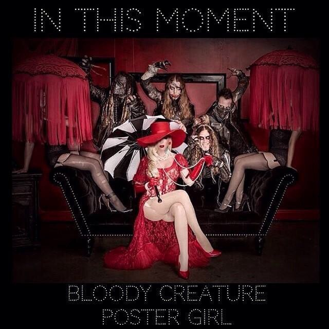 Новинка: In This Moment – Bloody Creature Poster Girl