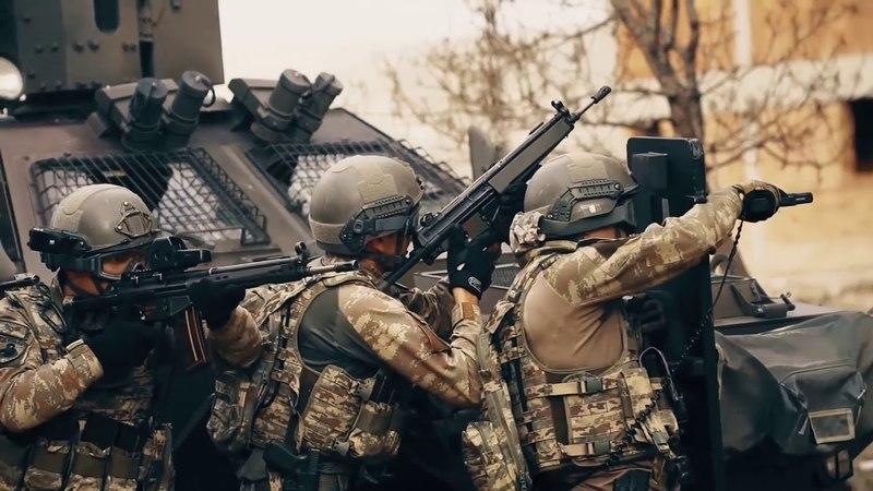 Jandarma Özel Asayiş Komutanlığı | Afrin Özel Klibi | Ceza - Suspus (Rap Eşliğinde) JÖAK