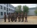 Мектебіміздің 10-сынып оқушыларының 5 күндік әскери далалық оқу - жаттығудан келу сәті. Шалқар_ауданының_білім_бөлімі 1мектеп_