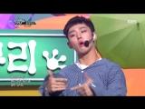 [180914] Выступлениe Pentagon - Naughty boy @ Music Bank