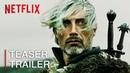 The Witcher - Teaser Trailer 1 [HD] Mads Mikkelsen / Netflix Series Trailer Concept   Fan Edit