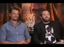 Josh Duhamel Talks Nude Photos and Being a Dad - Scenic Route Funny Interview!