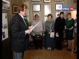 Знакомство с работами  художника-эмигранта. В краеведческом музее открылась выставка  Петра Ганского