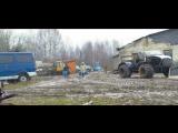 Иван Зенкевич PRO автомобили АТС 59 Быстроходный артиллерийский тягач Тяжелая техника CCCР