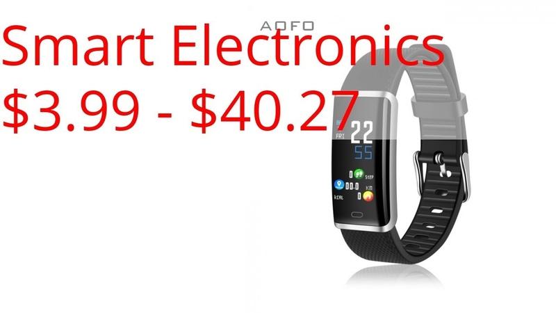Smart Electronics $3.99 - $40.27