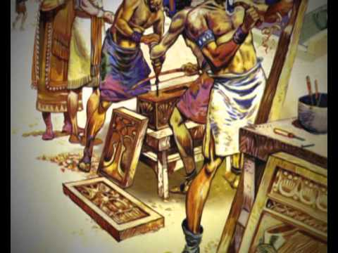 Разделение царства еврейского на два