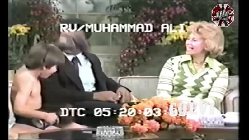 Как пацан ''избил'' Мухаммеда Али на телешоу.mp4