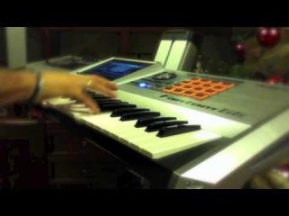 GT 2013 Christmas Project by S4K team Gregorio Tedde ( Space4Keys Keyboard Solo )