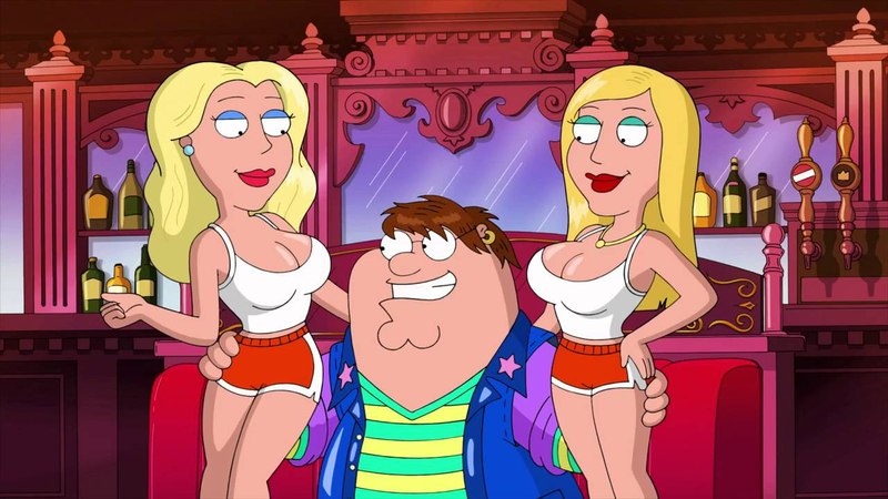Гриффины/Family Guy K-pop