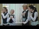Папины дочки смотрят Саранхэ на СТС Love