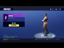 Fortnite popping emote emotion Фортнайт поппинг эмоция