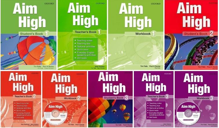 High Student's Books workbook teacher