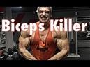 Bizeps Killer Übung - Monster Arme aufbauen