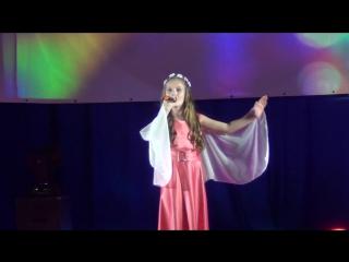 Гаврилькова Дарья 10 лет - Лети со мной Идрица 2016