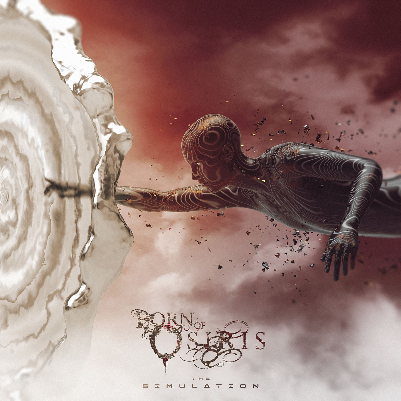 Born Of Osiris - The Accursed [single] (2018)