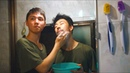 SKY ● TONE 내 남자친구 면도해주기/Shaving my boyfriend's face