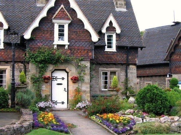 Домик в деревне, Великобритания