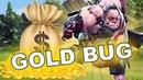 7 16 Dota 2 GOLD BUG Pudge 0 min with Rod of Atos