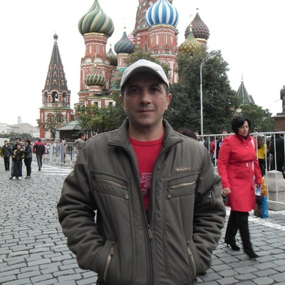 Степан Чуря, 28 января 1973, Москва, id225969899
