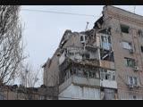Взрыв газа в городе Шахты Ростовской области