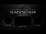 Middle-earth  Shadow of War - Desolation of Mordor Launch Trailer ¦ PS4