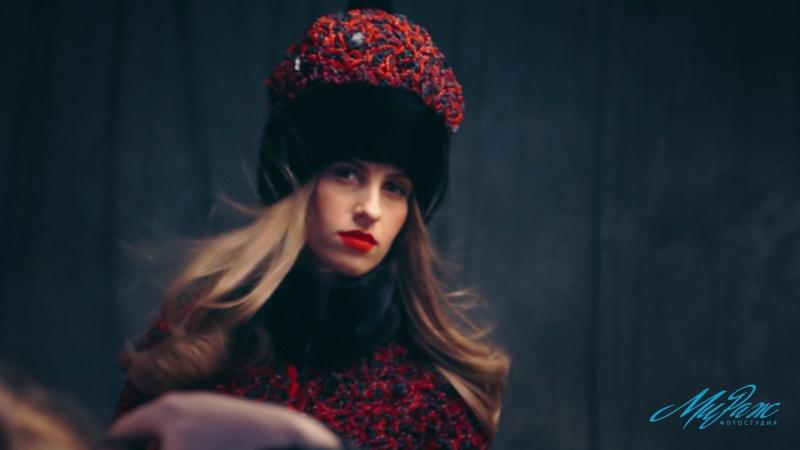 Фотосессия для дизайнера Андрея Перескокова