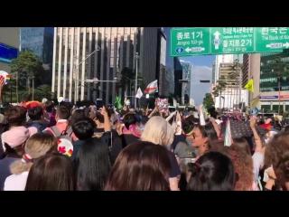 180714 #Pride in Seoul 🌈 