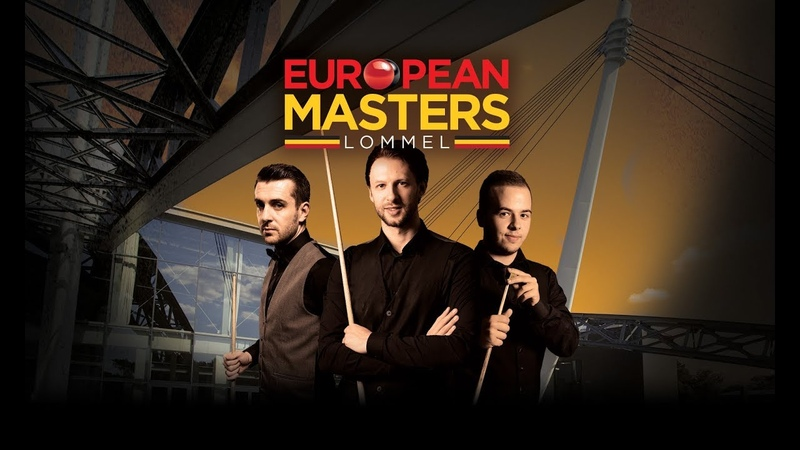 Alan McManus Super Fancy Shot @ European masters 2018