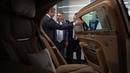 Рустам Минниханов посетил выставку вооружения в Абу-Даби