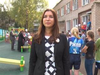 Валерия Голованова менеджер проекта СОЗВЕЗДИЕ ДОБРА г. Москва . Это благодаря им появилась детская площадка в приюте.
