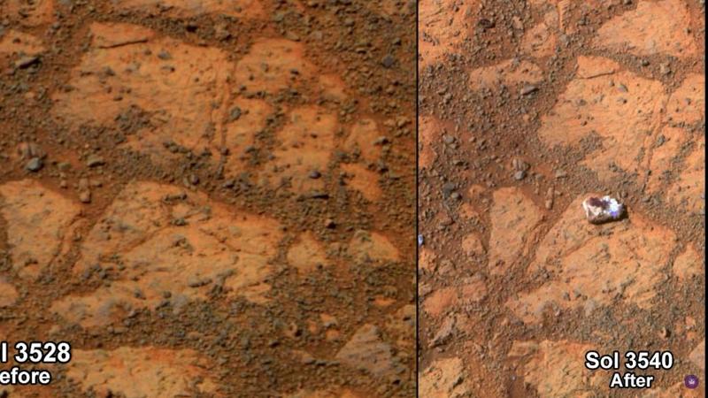Камни с Земли, Луны и Марса, которые просто НАД НАМИ СТЕБУТСЯ! :D