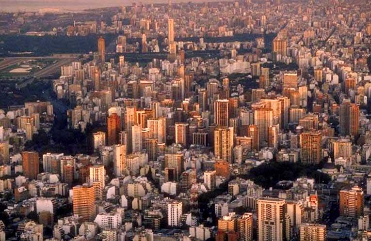 Аргентина: Буэнос-Айрес