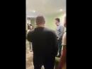 Пьяные врио командира 331-го Гвардейского паршютно-десантного полка ВДВ РФ, замполит и зампотыл в форме устроили дебош в рестора