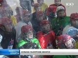 Сюжет «100 ТВ» о тренировке СКА#ИльяСолнышкин
