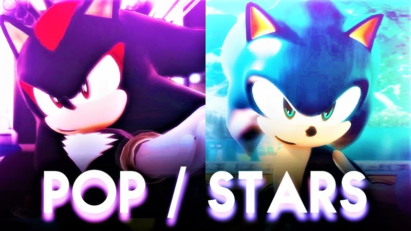 【Sonic MMD】K/DA「POP/STARS」| Sonic x Shadow Version |【UltraWide】