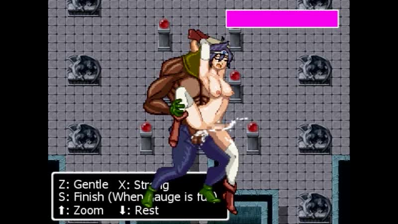 Punishing the Conceited Heroine The Game Ingles「RPG H」 ► 18 ◄ MG MF